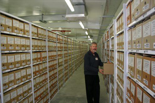 Pallet Racking Inspection Checklist