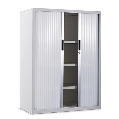 Strata 2 Tambour Door Cabinet Dexion Commercial Office
