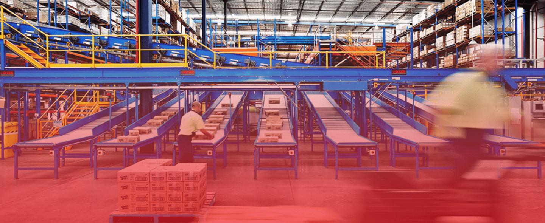 Dexion Conveyors & Sorters
