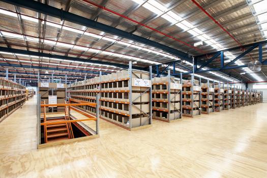 Superb Rack Supported Raised Storage Areas_10