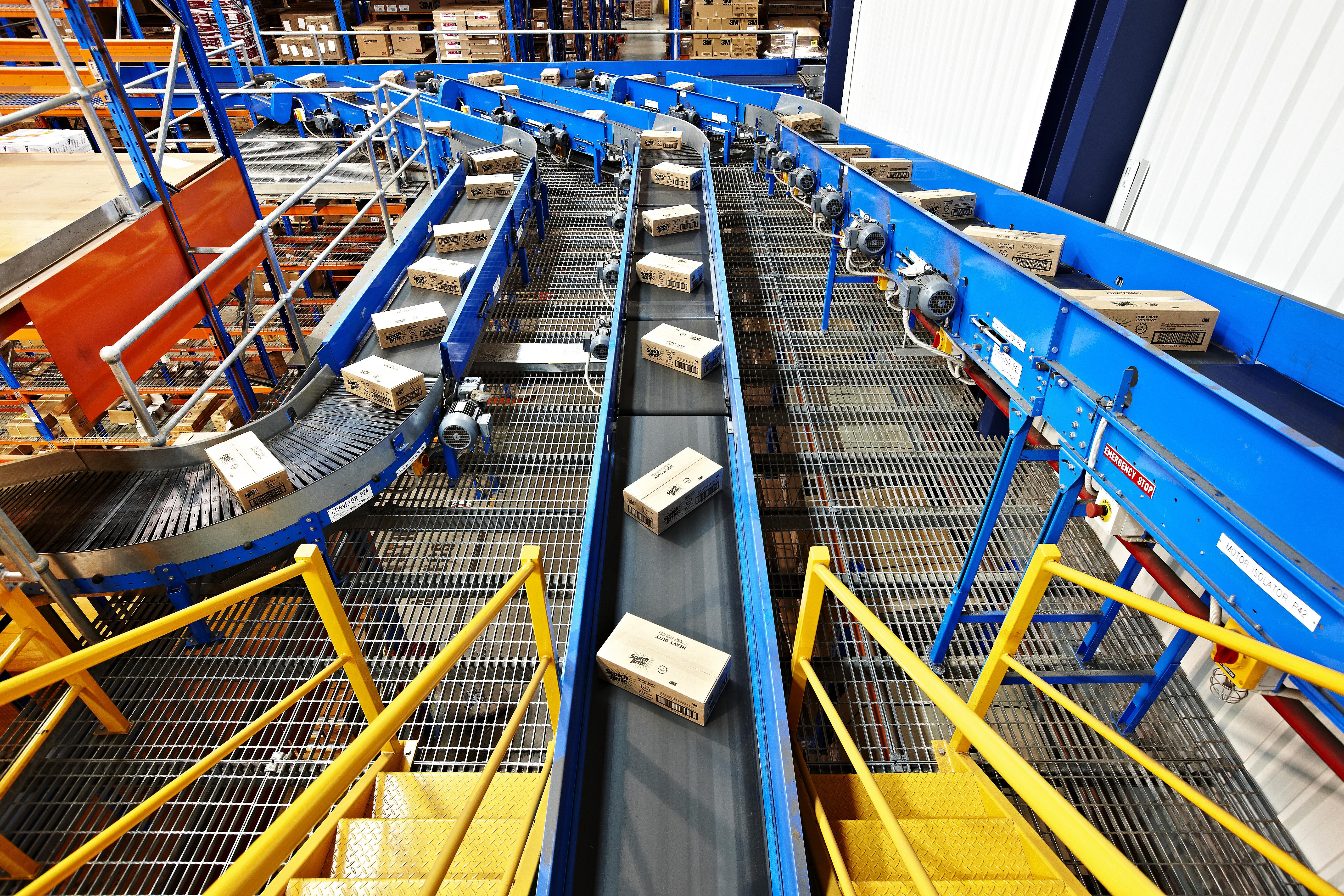Conveyor Sorter