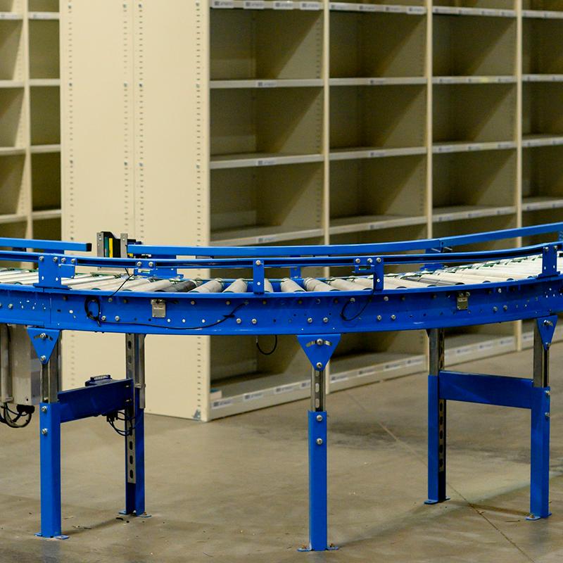 Dexion Smart Roller Conveyor