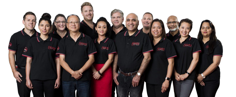 Team Dexion Australia
