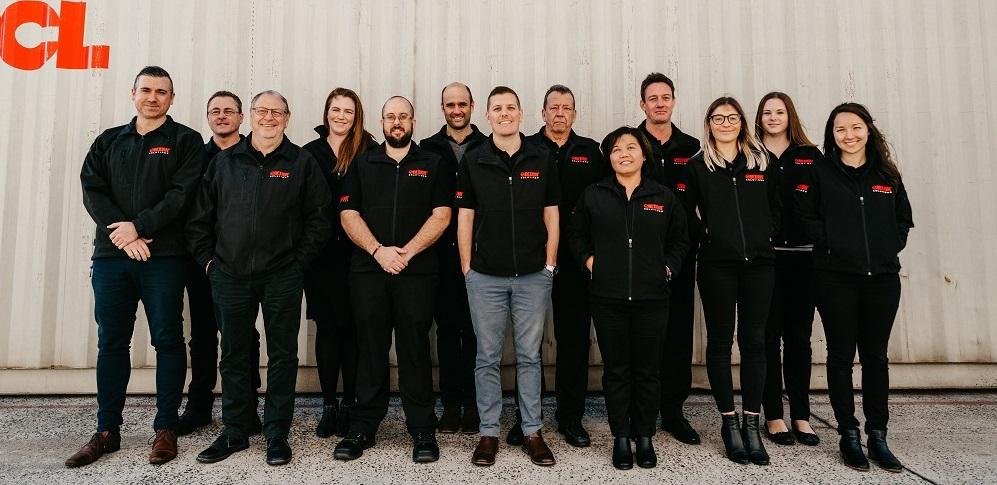 Dexion Solutions Major Accounts Team